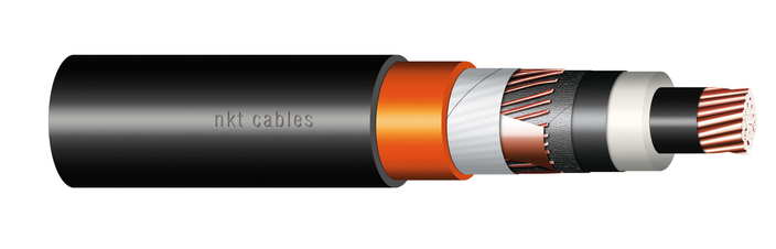 Image of XLPE CU single core cable