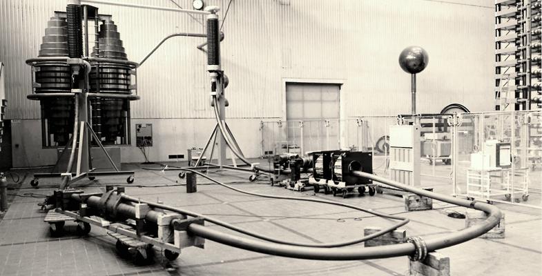 145 kV XLPE cables