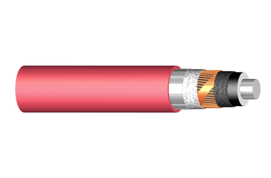 Image of 1-core PEX-M-AL-LRT 72 kV cable