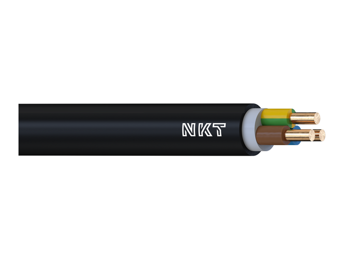 Image of NKT instal CYKY 450/750V and CYKY Dca 450/750V